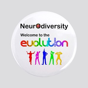 Neurodiversity Evolution Button