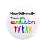 Neurodiversity Evolution Button