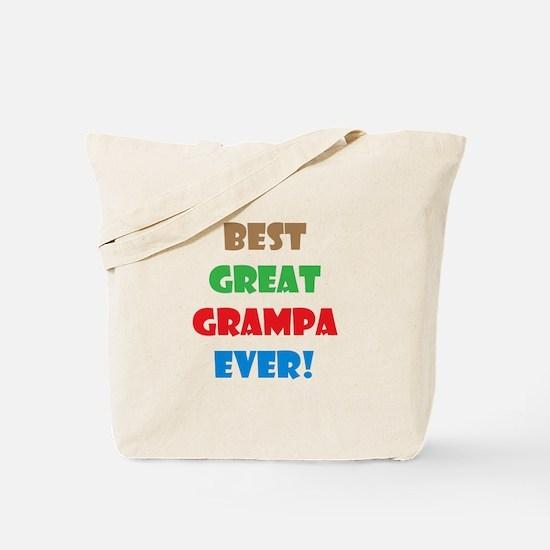 Unique Grampa Tote Bag