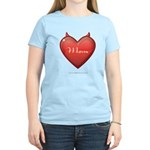Mom Devil Women's Light T-Shirt