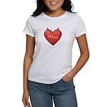 Mom Devil Women's Classic White T-Shirt