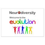 Neurodiversity Evolution Posters
