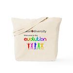 Neurodiversity Evolution Tote Bag