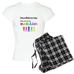 Neurodiversity Evolution Pajamas