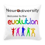 Neurodiversity Evolution Everyday Pillow