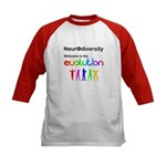 Neurodiversity Evolution Baseball Jersey