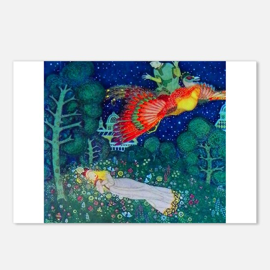 Russian Fairy Tale - The Postcards (Package of 8)