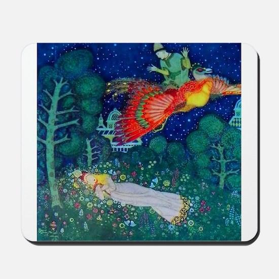Russian Fairy Tale - The Firebird by Edm Mousepad