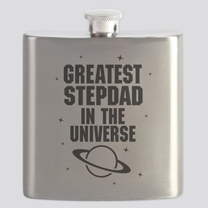 Greatest Stepdad In The Universe Flask