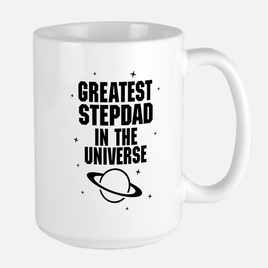 Greatest Stepdad In The Universe Mugs