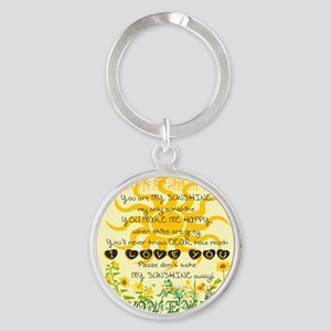 You are my sunshine! Keychains