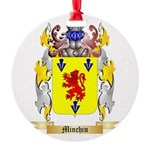 Minchin Round Ornament