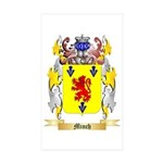 Minch Sticker (Rectangle 50 pk)