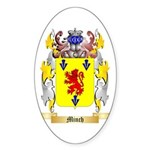 Minch Sticker (Oval 50 pk)