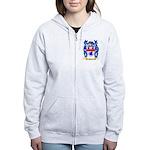 Minar Women's Zip Hoodie