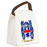Minar Canvas Lunch Bag