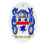 Minar Oval Ornament