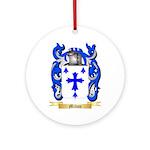 Milton Round Ornament