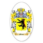 Milne Sticker (Oval 10 pk)