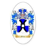 Miln Sticker (Oval 50 pk)