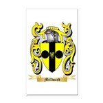 Millward Rectangle Car Magnet