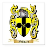 Millward Square Car Magnet 3