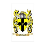 Millward Sticker (Rectangle 10 pk)