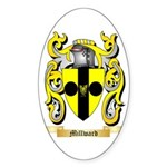 Millward Sticker (Oval 50 pk)