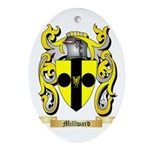 Millward Oval Ornament