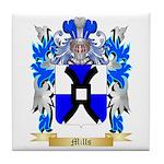 Mills Tile Coaster
