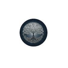 Tree of Life Nova Mini Button