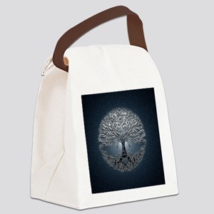 Tree of Life Nova Canvas Lunch Bag