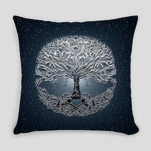 Tree of Life Nova Everyday Pillow