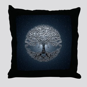 Tree of Life Nova Throw Pillow