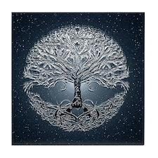 Tree of Life Nova Tile Coaster