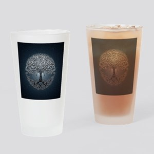 Tree of Life Nova Drinking Glass
