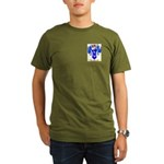 Mills (Ulster) Organic Men's T-Shirt (dark)