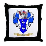 Mills (Ulster) Throw Pillow