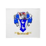 Mills (Ulster) Throw Blanket