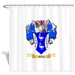 Mills (Ulster) Shower Curtain