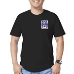 Millour Men's Fitted T-Shirt (dark)