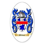 Millour Sticker (Oval 50 pk)