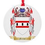 Millot Round Ornament