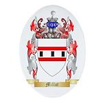 Millot Oval Ornament