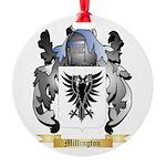Millington Round Ornament
