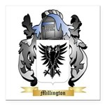 Millington Square Car Magnet 3