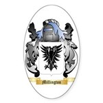 Millington Sticker (Oval)