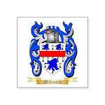 Millinaire Square Sticker 3