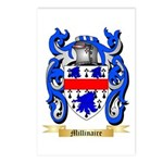 Millinaire Postcards (Package of 8)