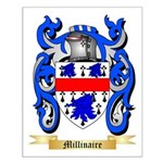 Millinaire Small Poster
